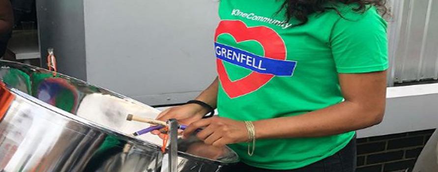 Metronomes raising money for Grenfell
