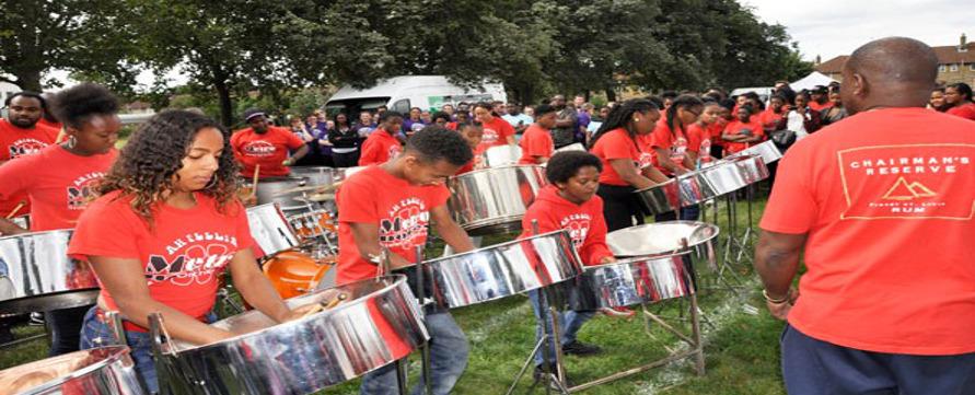 Metronomes performing